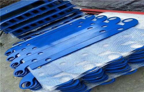内蒙古阿拉善201不锈钢管景观护栏耐高低温-亮洁防撞护栏