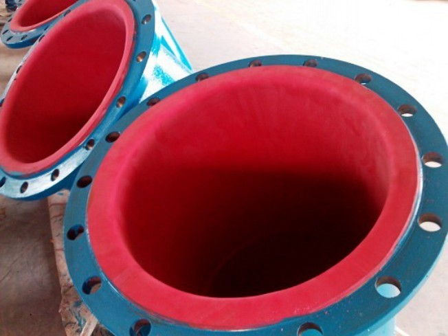 熱硫化襯膠管新型材料