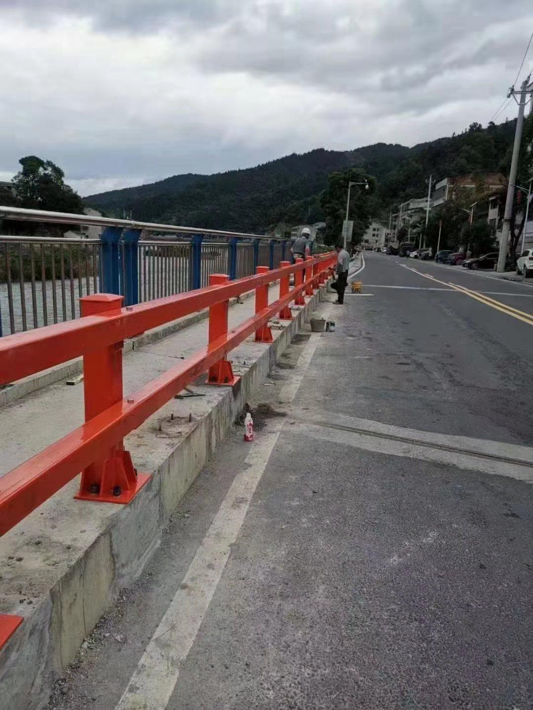 海南不銹鋼河道欄桿工程質量穩定可靠
