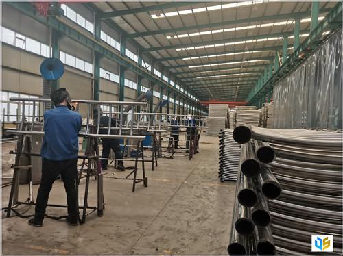 興安201材質河道護欄專業生產