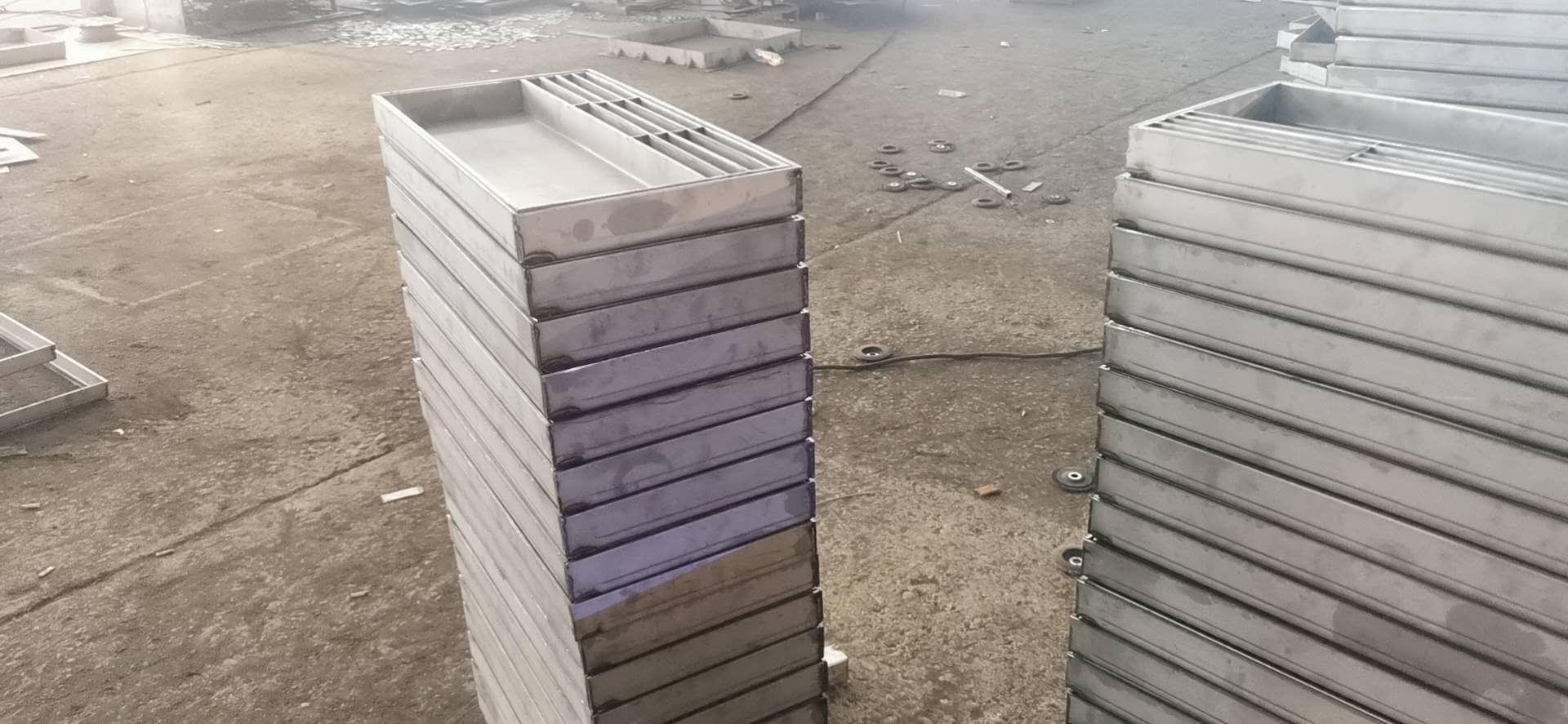 商丘不銹鋼蓋板食堂-商丘不銹鋼廚房蓋板廠家提供